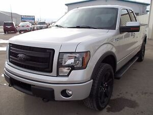 2014 Ford F-150 FX4 SuperCab / FX4