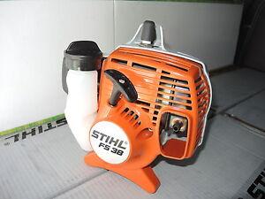 Stihl FS 38  Motorsense Freischneider Rasentrimmer + Autocut  0,9 PS