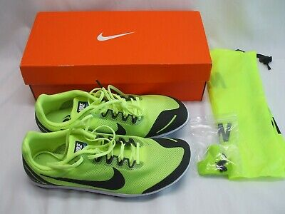 official photos fec2f 17fee NIKE Zoom Rival D 10 Track Distance Spikes Shoes 907566-703 Men s size 9.5