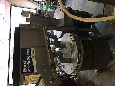 Bona 600 Dcs Vacuum System For Hardwood Floor Refinishing