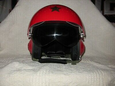 AIR FORCE JET FIGHTER PILOT HELMET - Fighter Pilot Helmet