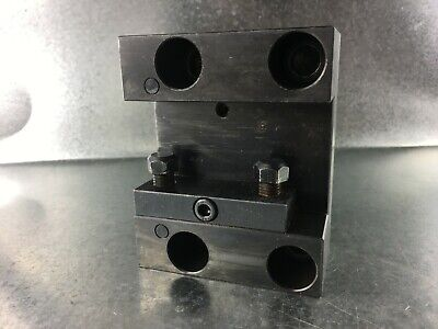 Turret Tool Holder Block For Lathe