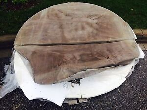 Wanted: Used Round Hot Tub Cover 90""