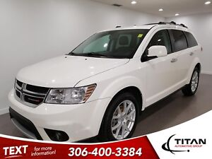 2015 Dodge Journey R/T|V6|AWD|7 Pass|Htd Seats