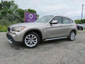 2012 BMW X1 28i XDRIVE CLEAN CAR FAX NO ACCIDENTS SAFETY IS IN