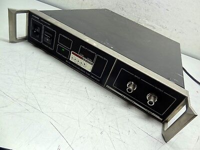 Hughes 8010h Twttwta Traveling Wave Tube Amplifier Model 8010h01f000 Option J