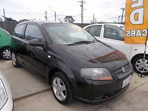 2008 Holden Barina Hatchback Mitchell Gungahlin Area Preview