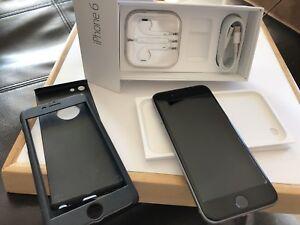 iPhone 6, Argent, 64g, comme neuf, aucune égratignure