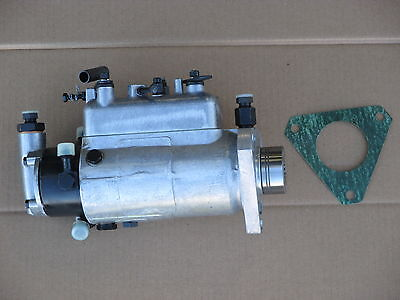 Fuel Injector Injection Pump For Massey Ferguson Mf 35 50 Harris Industrial 203
