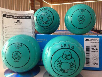 Lawn Bowls AERO Dynamic