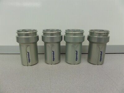 Set Of 4 Eppendorf Round Buckets For 57025702r