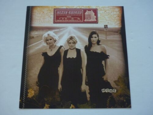 Dixie Chicks HOME 2002 LP Record Photo Flat 12x12 Poster