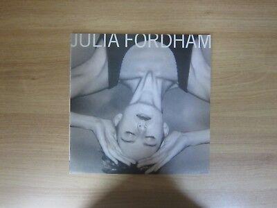 Julia Fordham – Julia Fordham 1992 Korea LP 4 Pages Insert No Barcode
