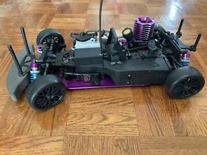 HPi Racing R/C On-Road Nitro RS2 1/10th scale