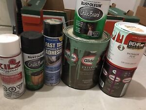 Painting supplies and home improvement