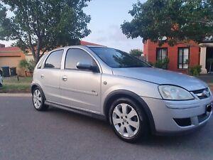 Holden Barina 2004 with reg