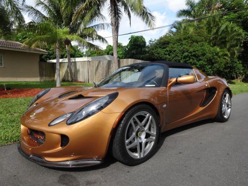 Image 1 Voiture Européenne d'occasion Lotus Elise 2005