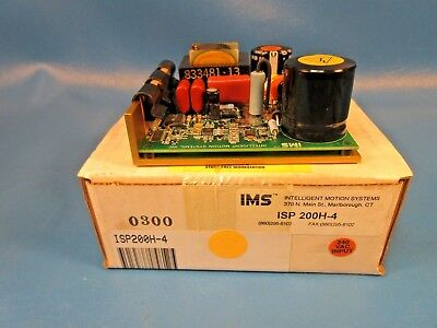 Ims Intelligent Motion Systems Isp200h-4 Switching Power Supply