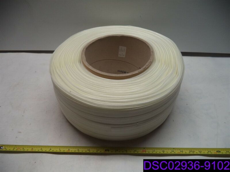 Qty = 3280ft : (2 Rolls x 1640 ft) CC85 Composite Strapping