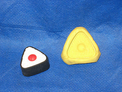 Sushi Silicone Mold #22 For Chocolate Candy Resin Fimo Clay Fondant Soap Candle 22 Chocolate Mold