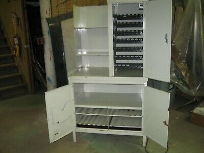 Sunnen Mandrel Storage Cabinet Ln-650