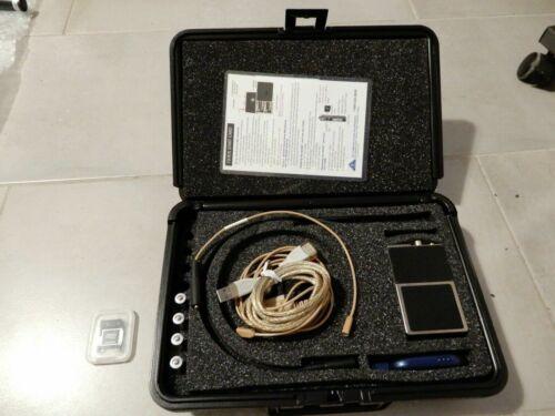 DTC Communications T-2350 Digital/Analog Body Wire Module w/ SD Card Spy Mic