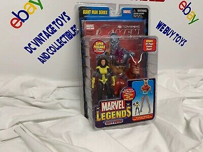 Marvel Legends Giant Man Series Kitty Pryde Action Figure X-men 2006 BNIP