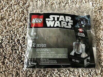 Lego Star Wars 40268  R3-M2 sealed/NEW