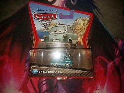 Disney Cars 2 Professor Z