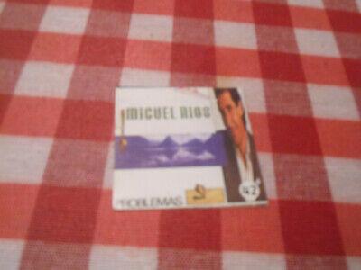 MIGUEL RIOS PROBLEMAS SPAIN SPANISH STICKER CROMO CARD 80'S MUSIC LP