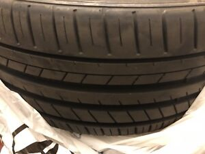 Kapsen SportMax - 235/40/18 (2) Tires 99.9% thread
