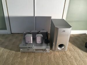 DVD audio system