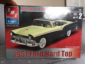1957 Ford Hard Top car model
