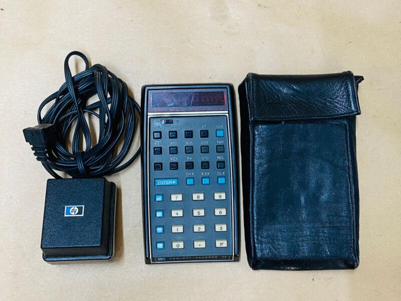 HP-35 Scientific Calculator- Fast Shipping!!!!