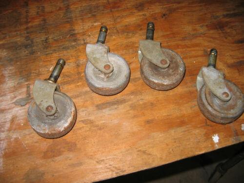 Seeburg Jukebox wheels nice set