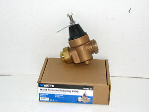 water pressure reducing valve in valves ebay. Black Bedroom Furniture Sets. Home Design Ideas