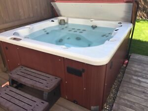 Coyote spa from Arctic spas