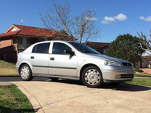 2004 Holden Astra Hatchback Maryland Newcastle Area Preview