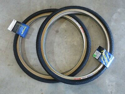 2 Pair of 26X2.125 VEE RUBBER BEACH CRUISER MTB TIRE BLACK V091