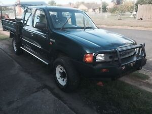 Wrecking ford courier Ararat Ararat Area Preview