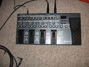 Boss ME 80 Multi Effects Guitar Pedal