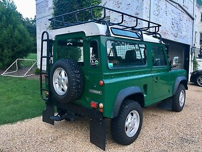 URBAN OFFROAD LAND ROVER ROW DEFENDER 90 NAS STYLE ROOF RACK BASKET CROSSBAR