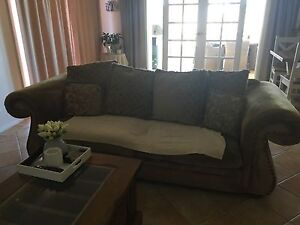 3 piece lounge suite Dural Hornsby Area Preview