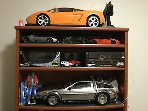 MANY MODEL CARS & HOT TOYS & TRAINS &TRUCKS & MCFLY FIGURE Calamvale Brisbane South West Preview