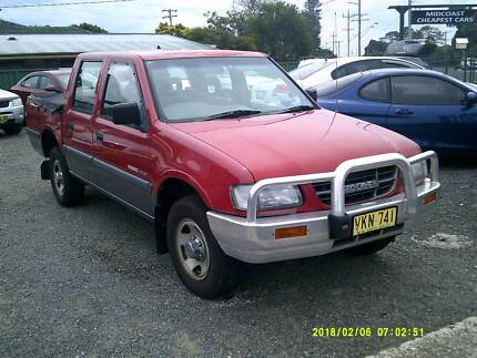 1998 Holden Rodeo Ute Tuncurry Great Lakes Area Preview