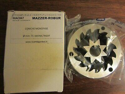Mazzer Robur Replacement Burrs