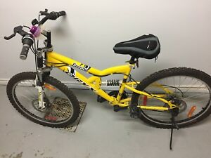 Oryx Energy DH mountain bike for sale