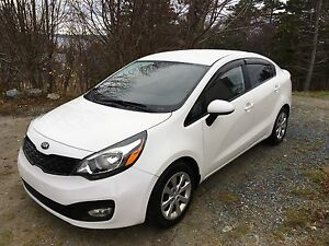 2013 Kia Rio LX+ 4 Door Sedan