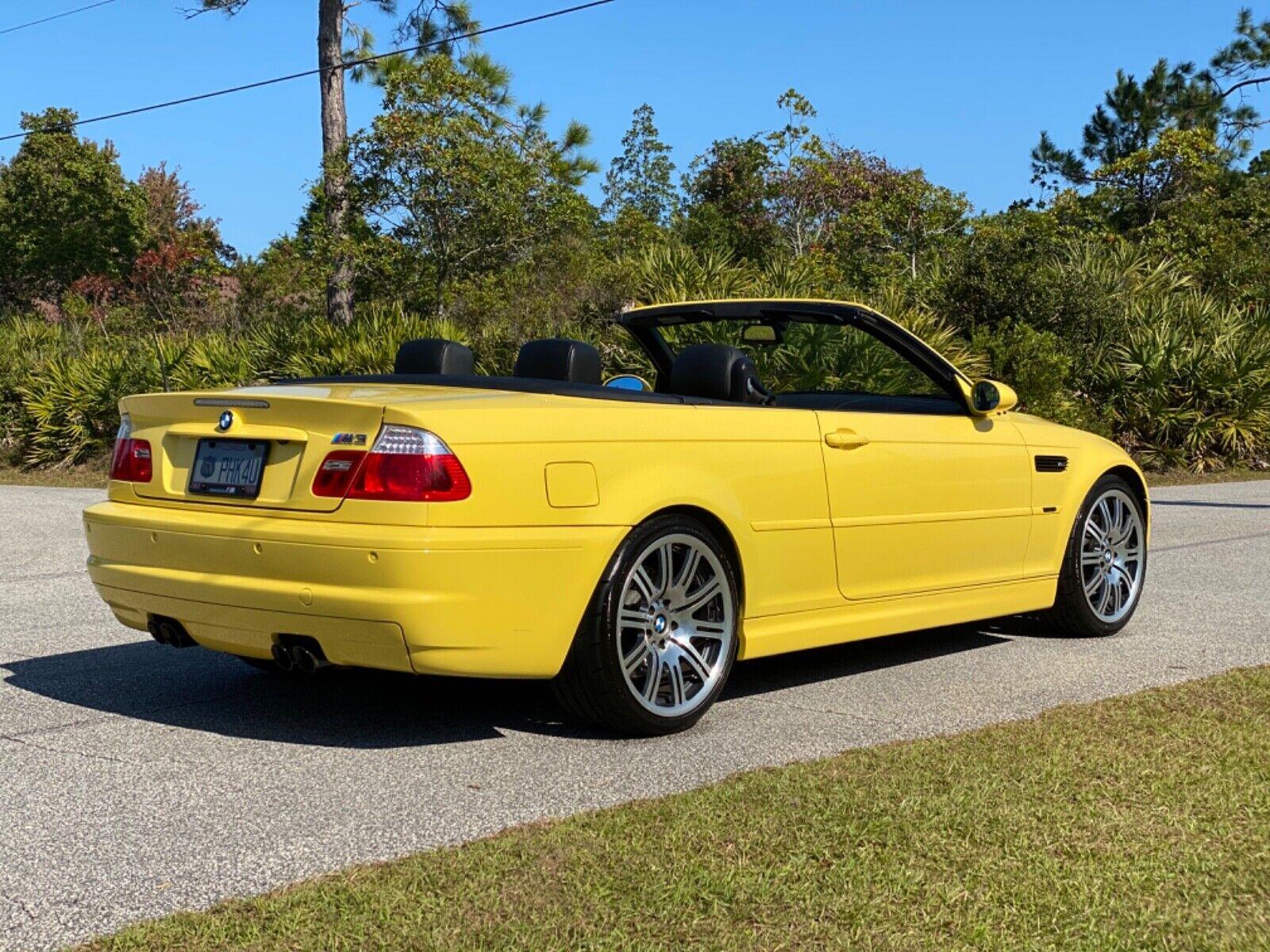 Image 1 Voiture Européenne d'occasion BMW M3 2004
