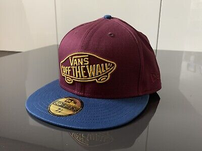 Vans New Era 59FIFTY Fitted Cap 7 3/8